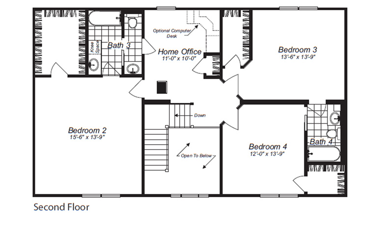 One Story Home Plans With Two Master Suites likewise House Plans With Mother In Law Apartment Kazmik additionally 40x60 House Plans also 9e34868224cbeddc One Story Mediterranean House Floor Plans Mediterranean Houses With Courtyards additionally Master Suite Floor Plans. on modular homes with 2 master suites