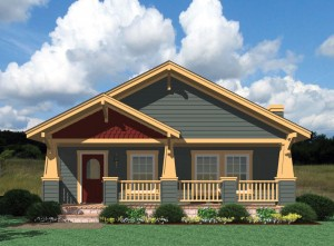 build green modular homes