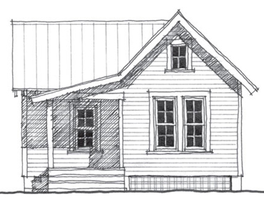 Layfayette Cottage